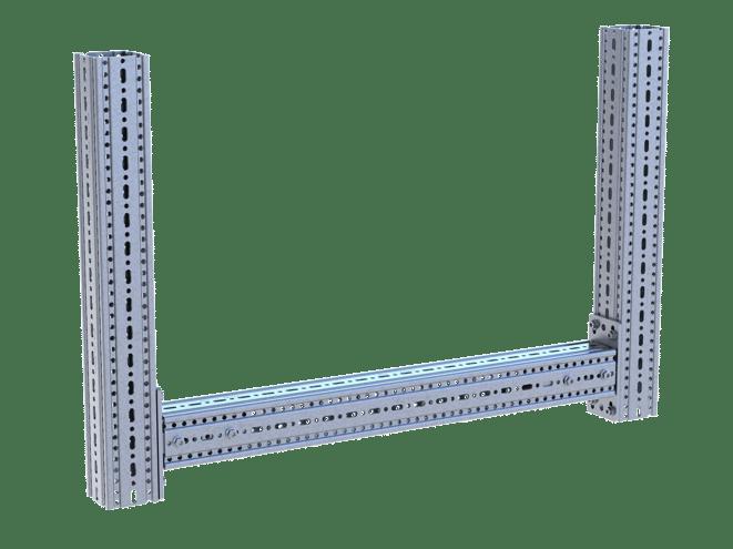 modular steel construction siFramo