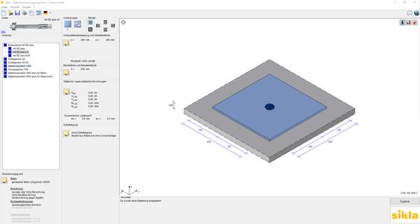 Anchor Design Software