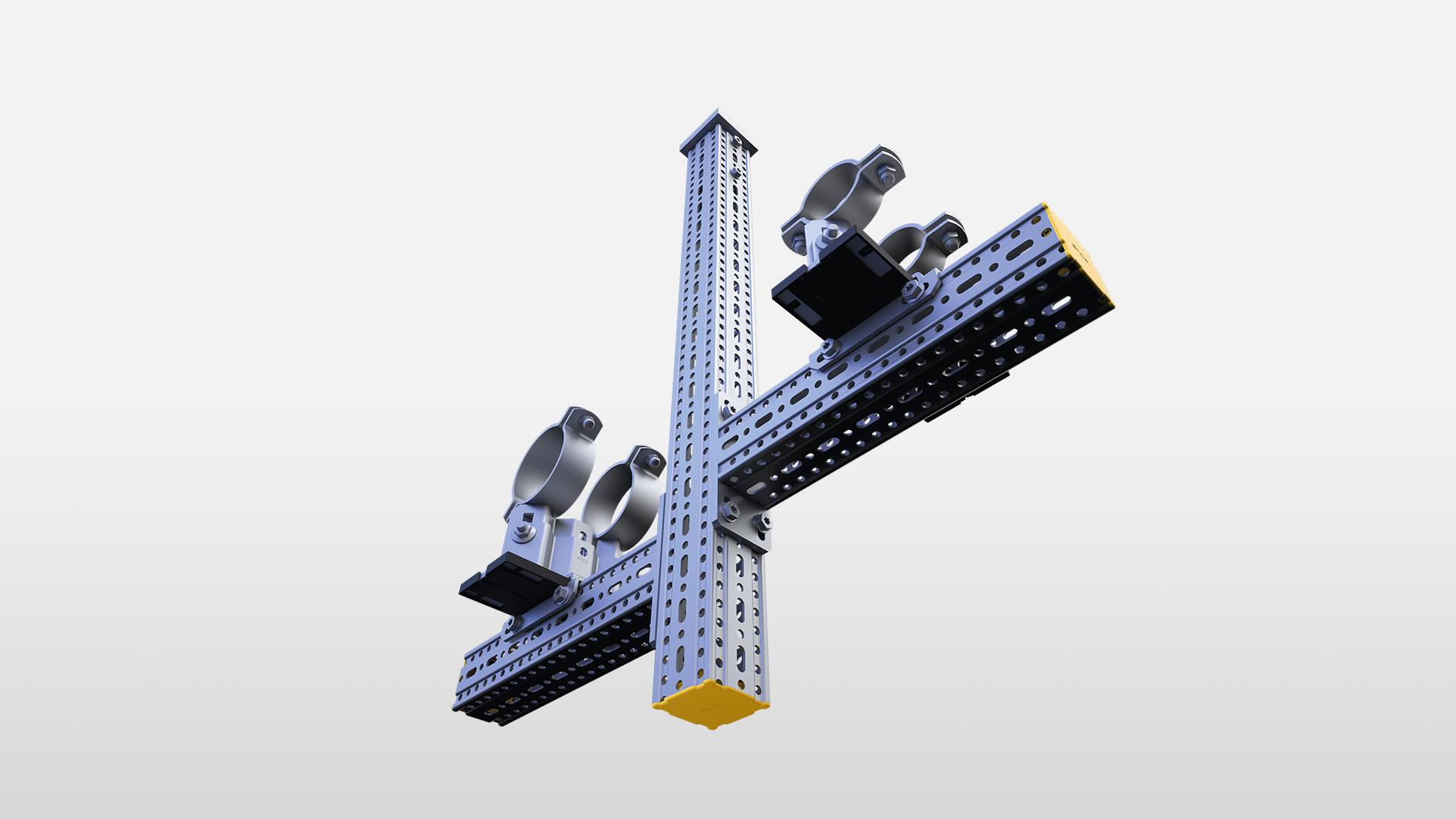 siFramo Deckenkonstruktion